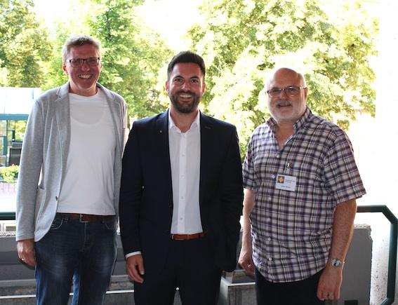 Daniel Paulus ist neuer evangelischer Leiter der Notfallseelsorger im Stadt- und Landkreis Karlsruhe